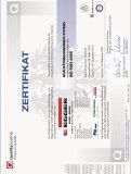 Zertifikat ISO Egger Gruppe